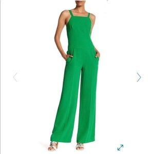 Trina Turk Green with Envy Jumpsuit